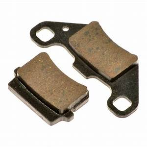 Front Brake Pads For The Baja Dune  Dn150    Monster