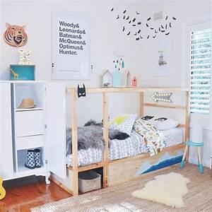 Kura Bett Ikea : ideas para ganar espacio en el cuarto de los peques la cama kura de ikea ~ Frokenaadalensverden.com Haus und Dekorationen