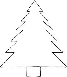 tree template printable clipart best