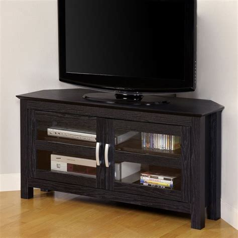corner tv cabinet ideas 25 best ideas about black corner tv stand on wood corner tv stand corner tv