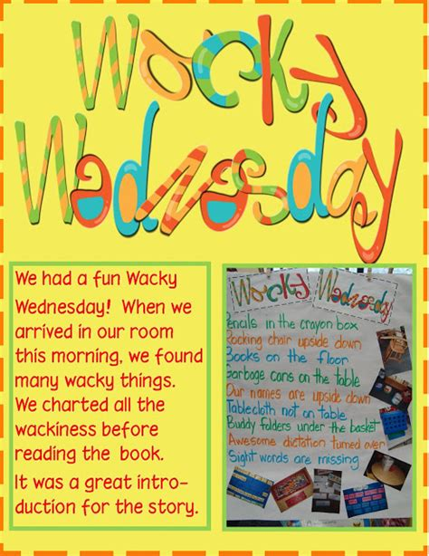 wacky wednesday dr seuss quotes