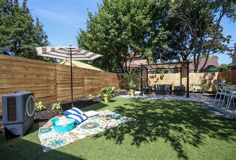 This Kid-friendly Backyard Renovation Took Only 3 Weeks To