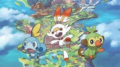 Pokemon Sword Shield Release Date Gen Starter
