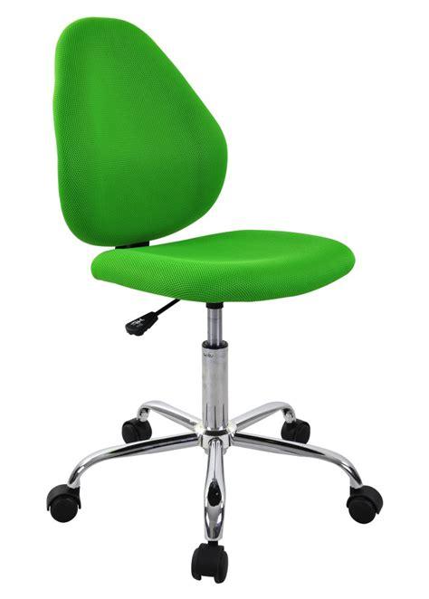 chaise de bureau verte magasin en ligne gonser