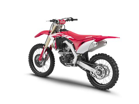 2019 Honda Crf250r Review Of Specs  R&d + New Changes