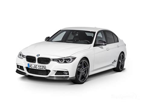 Bmw 3 Series Sedan Backgrounds by 2016 Bmw 3 Series Facelift Gets The Ac Schnitzer Treatment