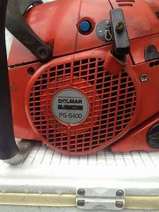 Dolmar Chainsaw - The Hull Truth