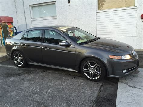 Acura Boston Service by Sold 2008 Acura Tl Pmm Navi A Spec Kit Wheels Location