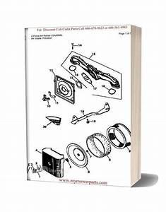 Cub Cadet Z Force 44 Manual
