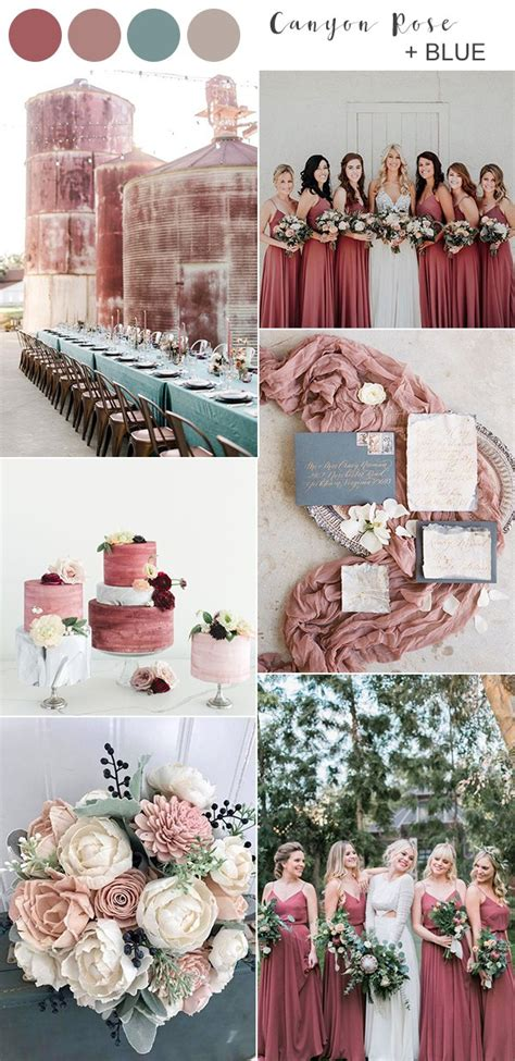 top  fall wedding colors   trends youll love