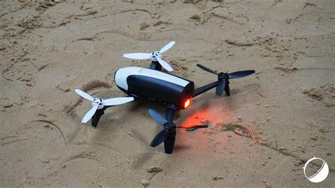 prise en main du drone parrot bebop  avec  semblant de follow  frandroid