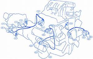 Nissan Xterra Front 2008 Electrical Circuit Wiring Diagram
