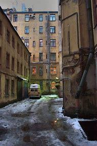 St. Petersburg Russia Neighborhoods