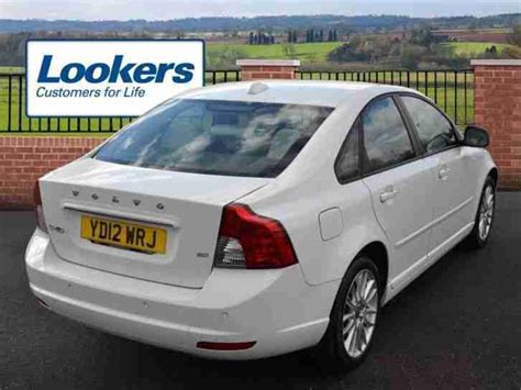 volvo    se lux edition dr petrol white manual