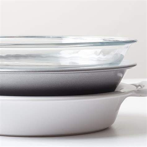 bakeware   usemetal  glass eatingwell