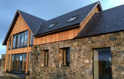 Steading Converted Buildings Building Scotland Architecture Housing