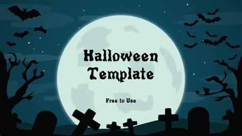 halloween powerpoint template powerpoint tips