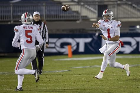 Observations from Ohio State's win over Penn State