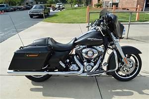 SOLD! 2012 Harley-Davidson® FLHX - Street Glide® Black ...