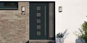 Porte d39entree pvc prix pas cher fenetre24com for Prix des portes d entrée