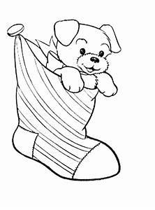 Cute Puppy Coloring Pages - coloringsuite.com