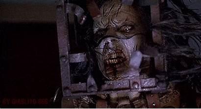 Ghosts Jackal Thir13en Movie Horror Scary Fuck