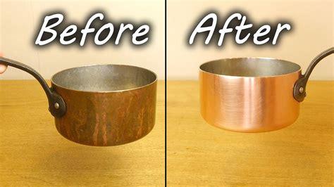 clean  copper pan home design garden architecture blog magazine