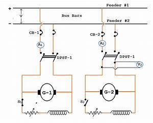 What Are The Conditions For Parallel Operation Of Alternators