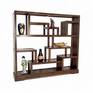 étagère Bibliothèque Bois : biblioth que tag re d structur e bois 5432 ~ Teatrodelosmanantiales.com Idées de Décoration