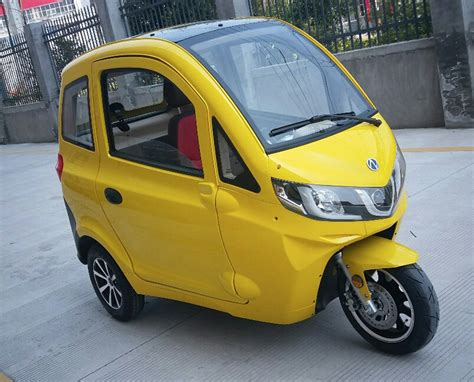 Electric Vehicles Usa by Zev T3 1 Micro Tiny Electric 3 Wheeler Car Is Fully