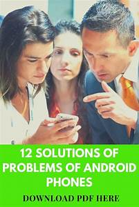 Common Mobile Phone Problems And Solutions Pdf