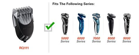 norelco series shavers
