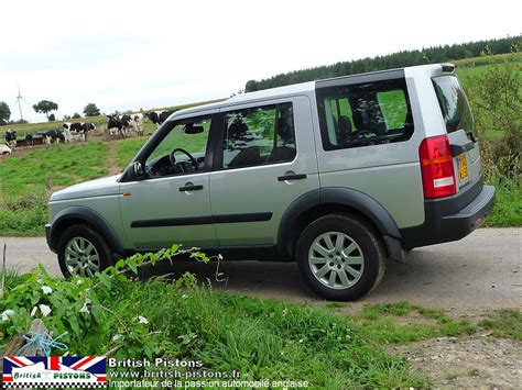 land rover discovery  occasion tdv hse  annonce