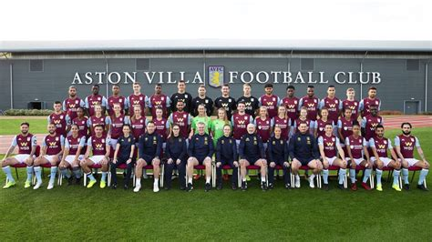 Team picture 2019/20: Historic first-ever joint official ...