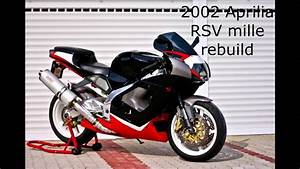 Rebuilding My 2002 Aprilia Rsv Mille