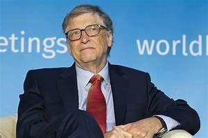 Phones Of The Future Bill Gates Discusses Improving Education Public Health At