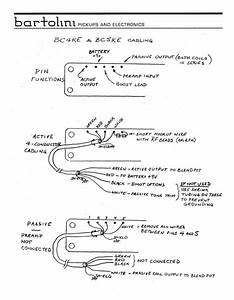 3 Wire Humbucker Wiring Diagram