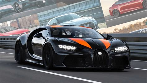 The Fastest Cars You Can Buy From Every Automaker