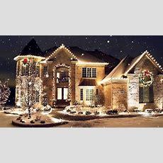 Die Besten 25+ Weihnachtlich Beleuchtete Häuser Ideen Auf
