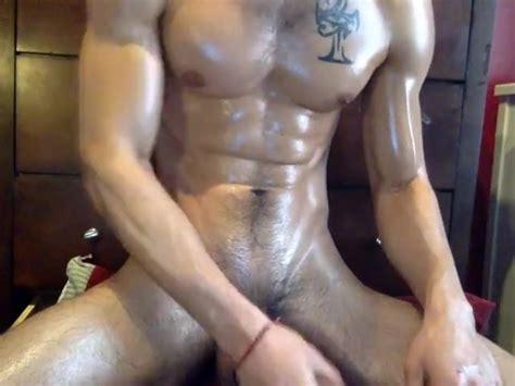 Big Dick Latino Cums Hard