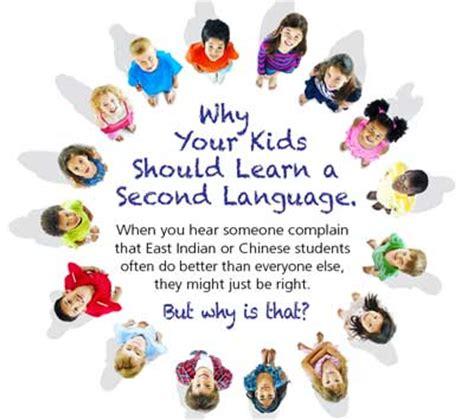 kids  learn   language early
