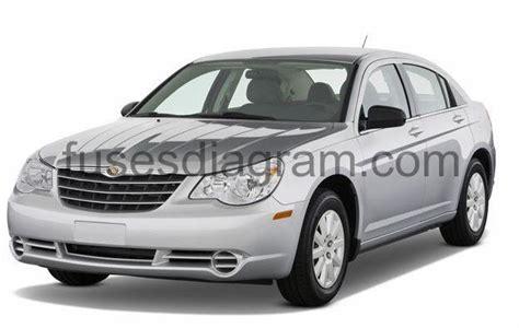 Fuse Box Chrysler Sebring