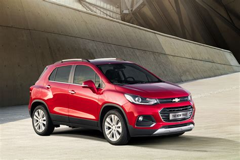 Trax Wallpaper by Car Road Car Chevrolet Trax 2017 Wallpapers And