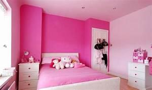 Chambre Fille 4 Ans : chambre des filles ~ Teatrodelosmanantiales.com Idées de Décoration