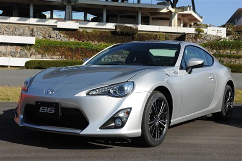 Toyota Gt86 Silver Toyota official toyota gt86 colors which one is your favorite