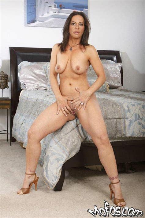 Horny Big Tits Brunette Mature In Hardcore Interracial Sex