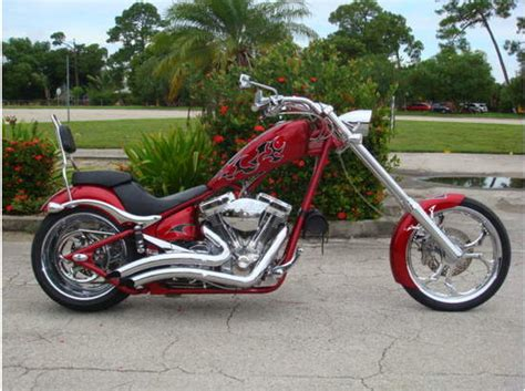 2008 Big Dog Motorcycles K9 300,custom In Fort Myers, Fl