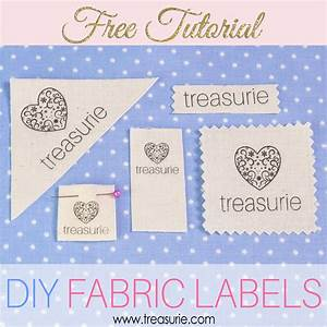make your own clothing labels diy fabric labels cheaply With create fabric labels