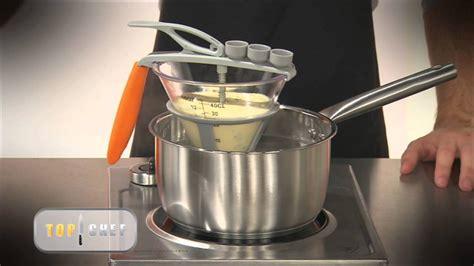 piston cuisine entonnoir a piston top chef ustensile de cuisine best