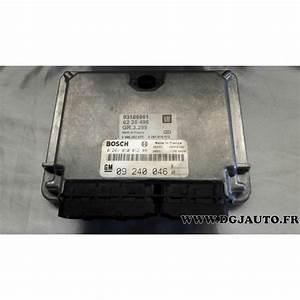 Pompe Injection Opel Zafira : centrale injection calculateur 0281010012 pour opel astra g zafira a vectra b omega b 2 0dti 2 0 ~ Gottalentnigeria.com Avis de Voitures